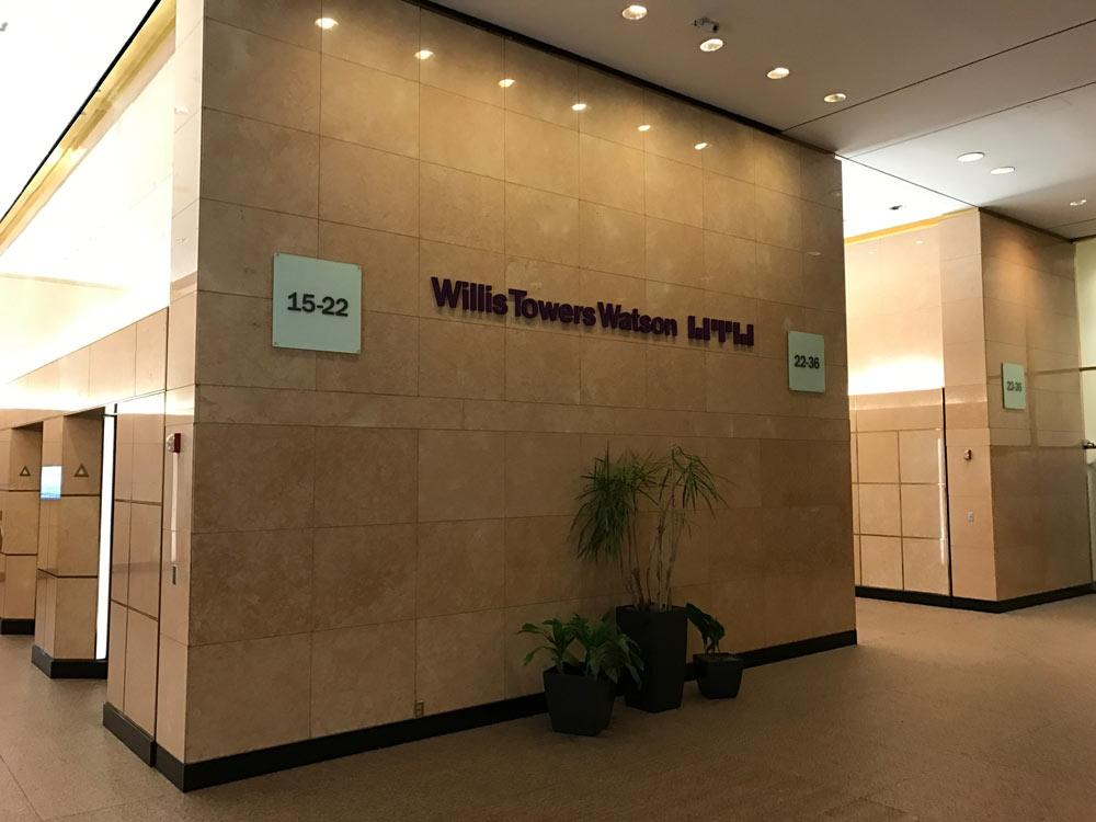 tisa-client-willis-towers-watson-gallery-wall-dimensional-letters-tisa